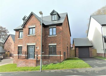 4 bed detached house for sale in Millwood Gardens, Killay, Swansea SA2
