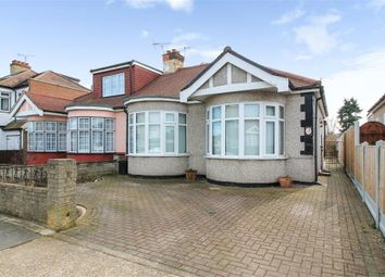 Thumbnail 2 bed semi-detached bungalow for sale in Randall Drive, Hornchurch, Essex