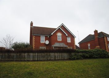 Thumbnail 4 bed detached house to rent in Northbourne Road, Swindon