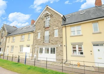 Thumbnail 4 bed terraced house for sale in Canal Road, Brecon