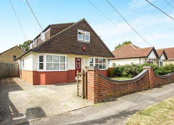 Thumbnail 4 bed bungalow for sale in Sholing, Southampton, Hampshire