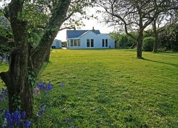 Thumbnail 3 bed detached bungalow for sale in Main Road, East End, Lymington, Hampshire
