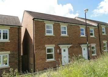Thumbnail 3 bed end terrace house for sale in Silure View, Usk