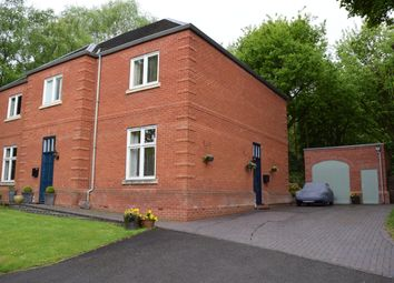 Thumbnail 3 bed semi-detached house to rent in Park Row, Bretby Hall, Bretby, Burton.