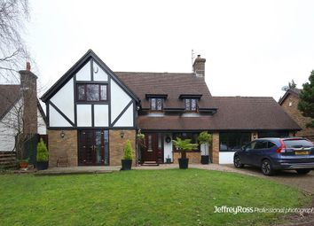 Thumbnail 4 bed detached house for sale in Began Road, Old St. Mellons, Cardiff