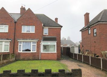 Thumbnail 3 bed semi-detached house for sale in Willett Road, West Bromwich, West Midlands
