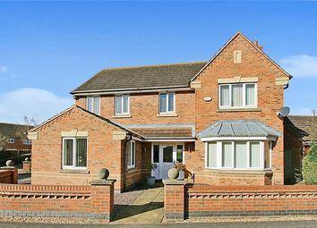 Thumbnail 4 bed detached house for sale in Croxden Way, Elstow, Bedfordshire