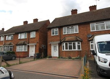 Thumbnail 3 bed semi-detached house for sale in Bradwell Road, Buckhurst Hill