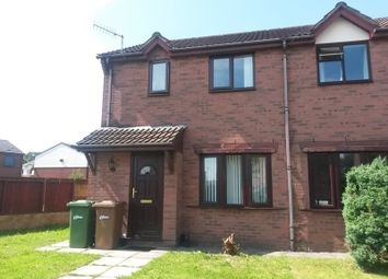 Thumbnail 2 bed semi-detached house for sale in Heol Erw Y Rhos, Caerphilly