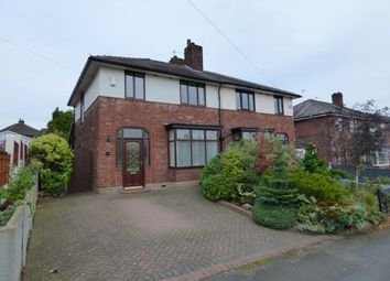 Thumbnail 3 bed semi-detached house for sale in Knott Lane, Hyde