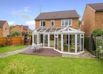 Thumbnail 4 bed detached house for sale in Ballard Close, Ludlow