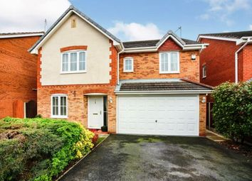 Thumbnail 5 bed detached house for sale in Wentworth Grove, Winsford, Cheshire