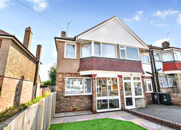 Thumbnail 3 bed end terrace house for sale in Marcet Road, West Dartford, Kent