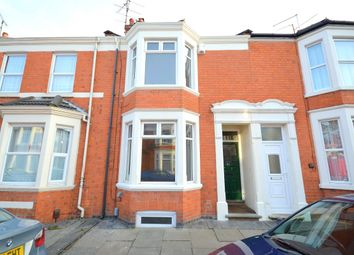 Thumbnail 3 bed terraced house to rent in Cedar Road, Northampton
