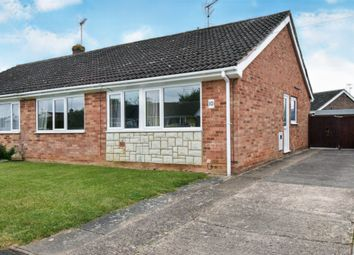 Thumbnail 4 bedroom semi-detached bungalow for sale in Rainsborough Gardens, Market Harborough