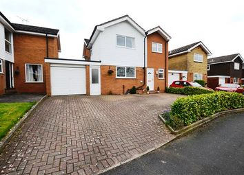 Thumbnail 4 bedroom detached house for sale in Geneva Drive, Westlands, Newcastle-Under-Lyme
