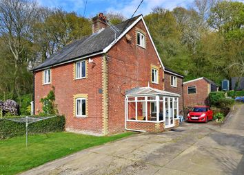 Thumbnail 3 bed semi-detached house for sale in Burnt House Lane, Newport, Isle Of Wight