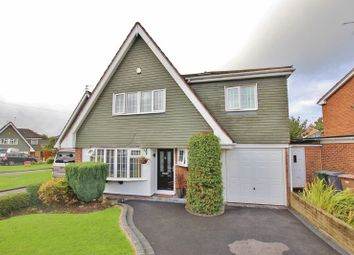 Thumbnail 4 bed detached house for sale in Maelor Close, Bromborough, Wirral