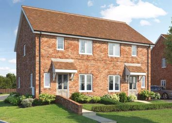 Thumbnail 2 bedroom semi-detached house for sale in Stoke Mandeville, Aylesbury, Buckinghamshire
