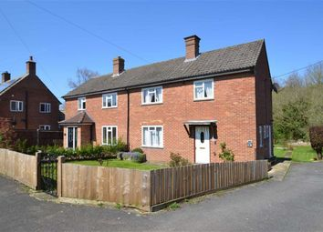 Thumbnail 3 bed semi-detached house for sale in Coppice Road, Kingsclere, Berkshire