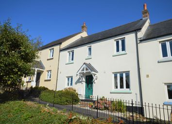 Thumbnail 3 bed terraced house for sale in Strawberry Fields, North Tawton
