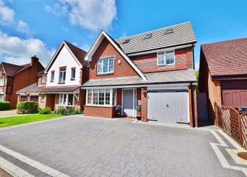Thumbnail 5 bed detached house for sale in Blacksmith Close, Bishop's Stortford