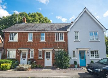 Thumbnail 2 bed terraced house for sale in Hatchmore Road, Denmead, Waterlooville