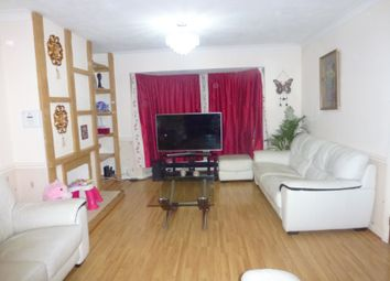 Thumbnail 3 bed terraced house to rent in Warden Avenue, Collier Row, Romford
