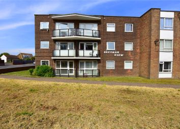 Thumbnail 2 bed flat for sale in Southon View, Western Road, Lancing, West Sussex