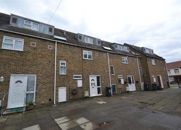 Thumbnail 4 bed terraced house for sale in Pentelow Gardens, Feltham
