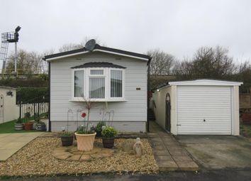 Thumbnail 1 bed mobile/park home for sale in Avonsmere Residential Park, Stoke Gifford, Bristol