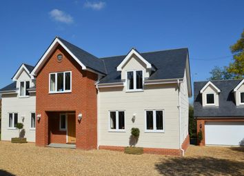 Thumbnail 5 bedroom detached house for sale in 227 Barkham Road, Wokingham