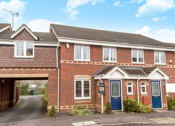 Thumbnail 3 bedroom semi-detached house for sale in Herriard Place, Beggarwood, Basingstoke