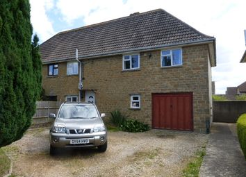 Thumbnail 4 bed semi-detached house to rent in Coat Road, Martock