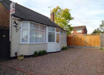 Thumbnail 2 bed bungalow for sale in The Crossway, Leicester, Narborough Road South