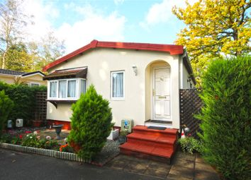 Thumbnail 2 bed bungalow for sale in Lyne, Chertsey, Surrey