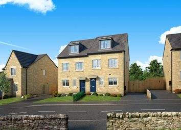 "Thumbnail 3 bed property for sale in ""The Bamburgh"" at Allerton Lane, Allerton, Bradford"