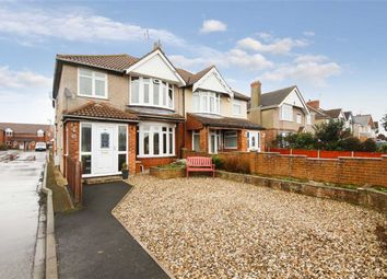 Thumbnail 4 bed semi-detached house for sale in Oxford Road, Stratton, Wiltshire