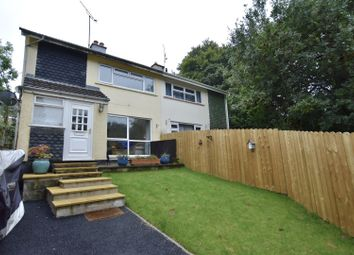 Thumbnail 2 bed semi-detached house for sale in Treliske Lane, Truro