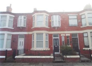 Thumbnail 3 bed terraced house for sale in 7 Lister Road, Kensington, Liverpool