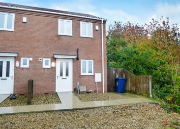 Thumbnail 2 bed end terrace house for sale in Mikanda Close, Wisbech