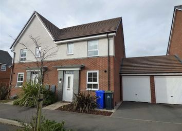 Thumbnail 3 bedroom semi-detached house for sale in Pipers View, Meir, Stoke-On-Trent