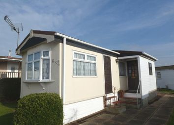 Thumbnail 1 bed mobile/park home for sale in Lower Dunton Road, Dunton, Brentwood
