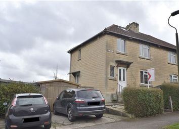 Thumbnail 4 bed semi-detached house for sale in Oak Avenue, Bath, Somerset