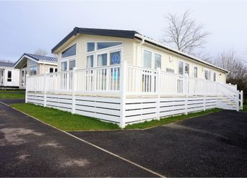 Thumbnail 2 bed lodge for sale in Braunton Road, Barnstaple