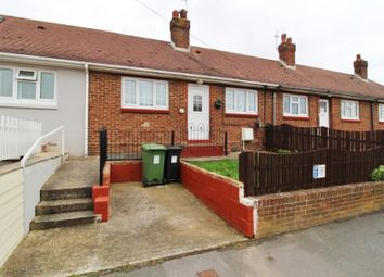 Thumbnail 1 bed terraced bungalow for sale in Sudbury Road, Cosham, Portsmouth