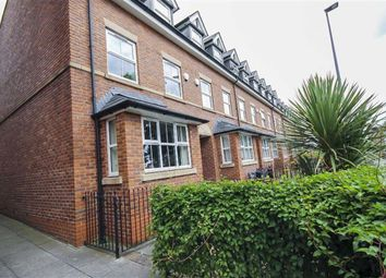 Thumbnail 4 bed town house for sale in Bandy Fields Place, Salford