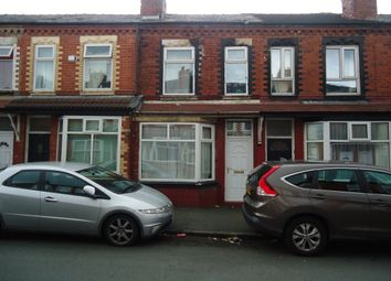 Thumbnail 2 bed terraced house to rent in Fold Street, Moston, Manchester