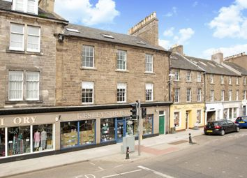 Thumbnail 3 bed flat for sale in 28 Market Street, Haddington