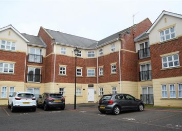 Thumbnail 3 bed flat for sale in Beatrice House, Albert Court, Sunderland
